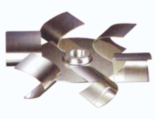 抛物线圆盘涡轮式