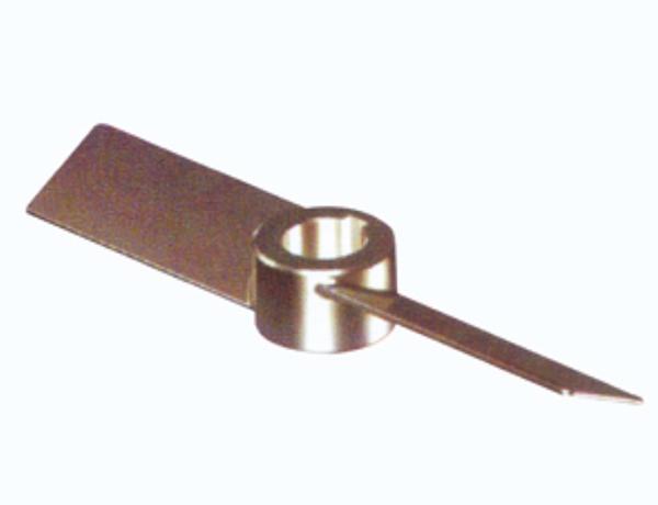 斜叶整体桨式
