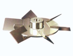 斜叶圆盘涡轮式